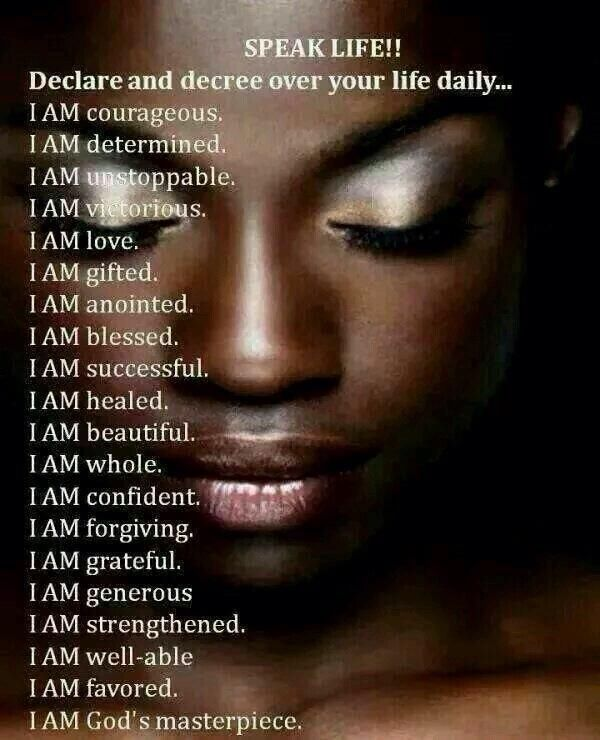 Affirmations Pictures, Photos, And Images For Facebook