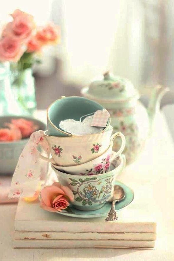 Pretty Teacups Pictures, Photos, and Images for Facebook ...