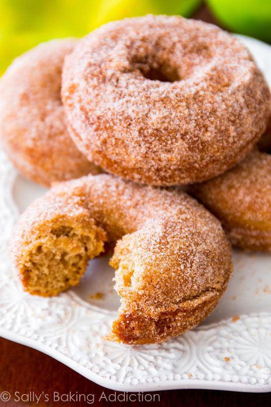 Spiced Apple Cider Donuts Pictures, Photos, and Images for Facebook ...