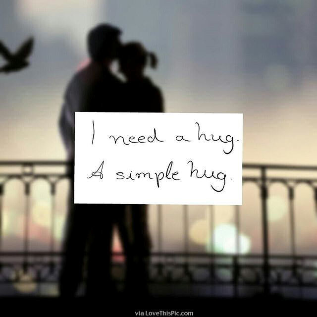 I need a hug a simple hug pictures photos and images for i need a hug a simple hug thecheapjerseys Image collections