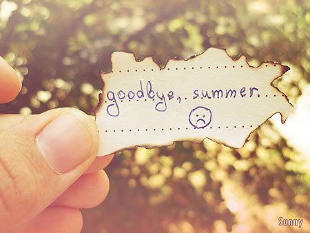 Cool Goodbye Summer Quote Pictures, Photos, and Images for Facebook, Tumblr, ...