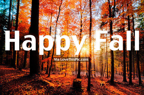 Be Happy Goodread Autumn Quote