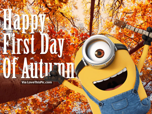 1st Day Of Autumn: Happy First Day Of Autumn Pictures, Photos, And Images For