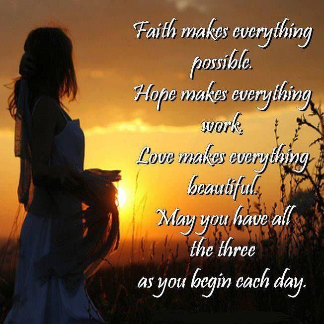 The Power Of Hope Quotes: Faith Love Hope Pictures, Photos, And Images For Facebook