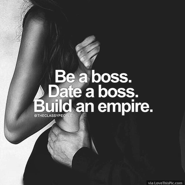 be a boss build an empire pictures photos and images for facebook tumblr pinterest and twitter. Black Bedroom Furniture Sets. Home Design Ideas