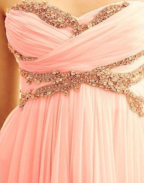 Gold dress tumblr 4th