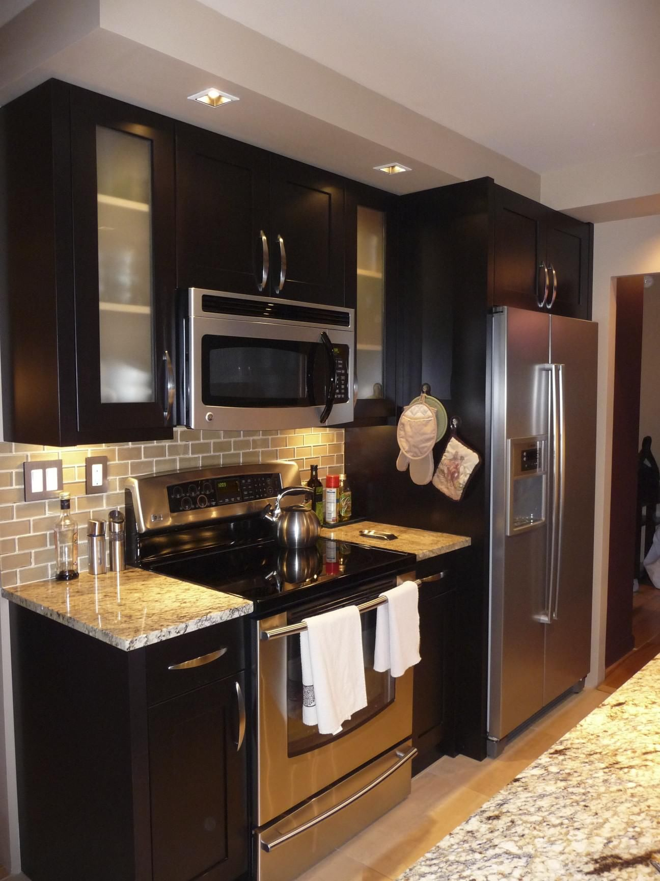 small contemporary kitchen pictures, photos, and images for