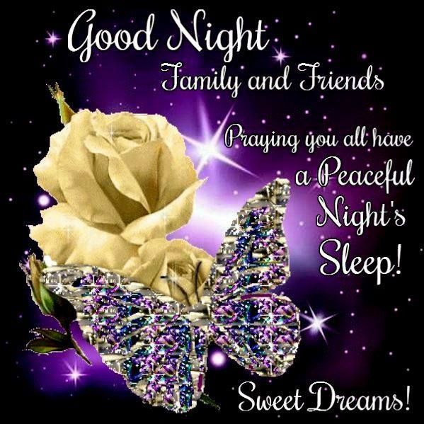 facebook friends wallpapers good night