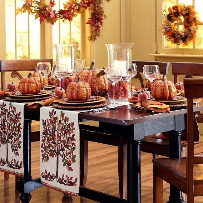 Decoration For Kitchen Table: Fall Table Pictures, Photos, And Images For Facebook, Tumblr, Pinterest, And Twitter