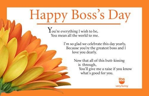 Bosses Day Quotes Boss's Day Wishes Pictures, Photos, and Images for Facebook  Bosses Day Quotes