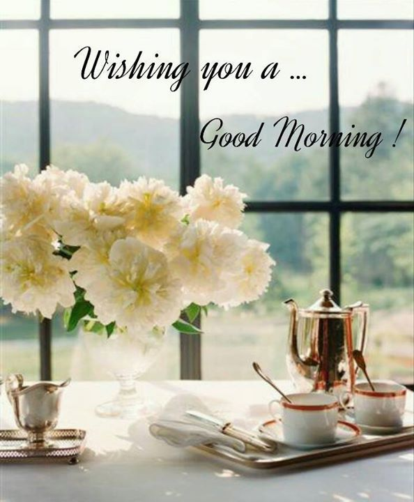 Wishing You A Good Morning Quote Pictures Photos And