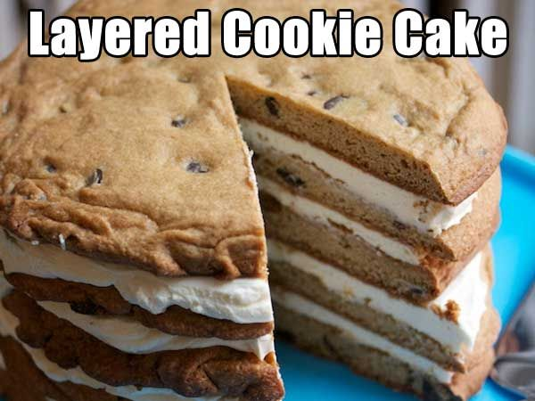 Layered Cookie Cake Recipes: Layered Cookie Cake Pictures, Photos, And Images For