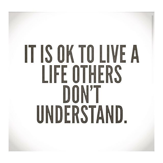 Quotes To Live For Others: Living A Life Others Don't Understand Pictures, Photos