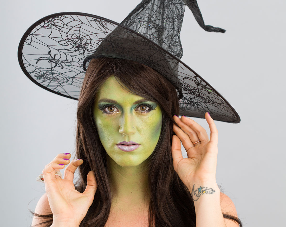 witch makeup for halloween pictures, photos, and images for facebook