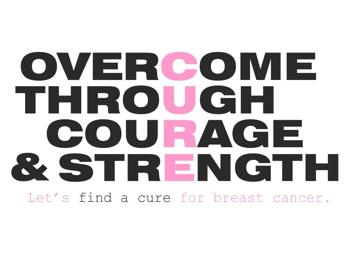 Overcome Though Courage & Strength Pictures, Photos, And