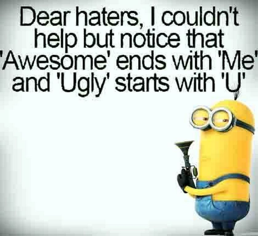 Pinterest Humor Quotes: Dear Haters Quote Pictures, Photos, And Images For