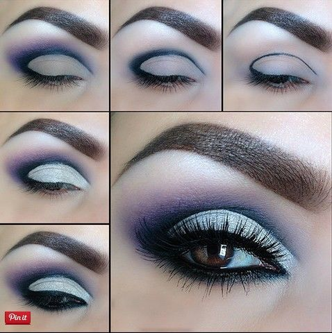 how to make purple from blue
