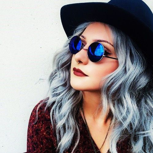 Light Blue Ombre Hair Pictures, Photos, and Images for ...