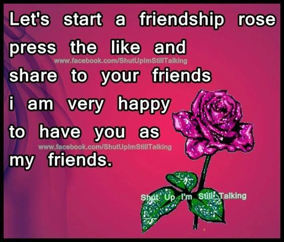 Lets Start A Friendship Rose Pictures, Photos, and Images ...