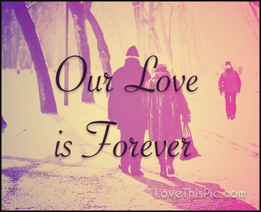Our Love Is Forever Pictures, Photos, and Images for Facebook ...