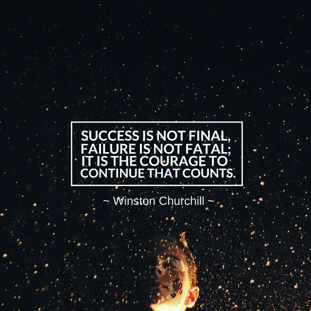 Success Is Not Final Pictures, Photos, and Images for ...