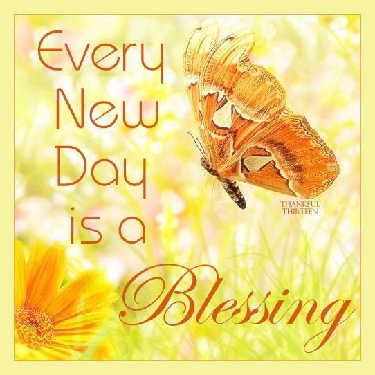 Every Day A Blessing Day