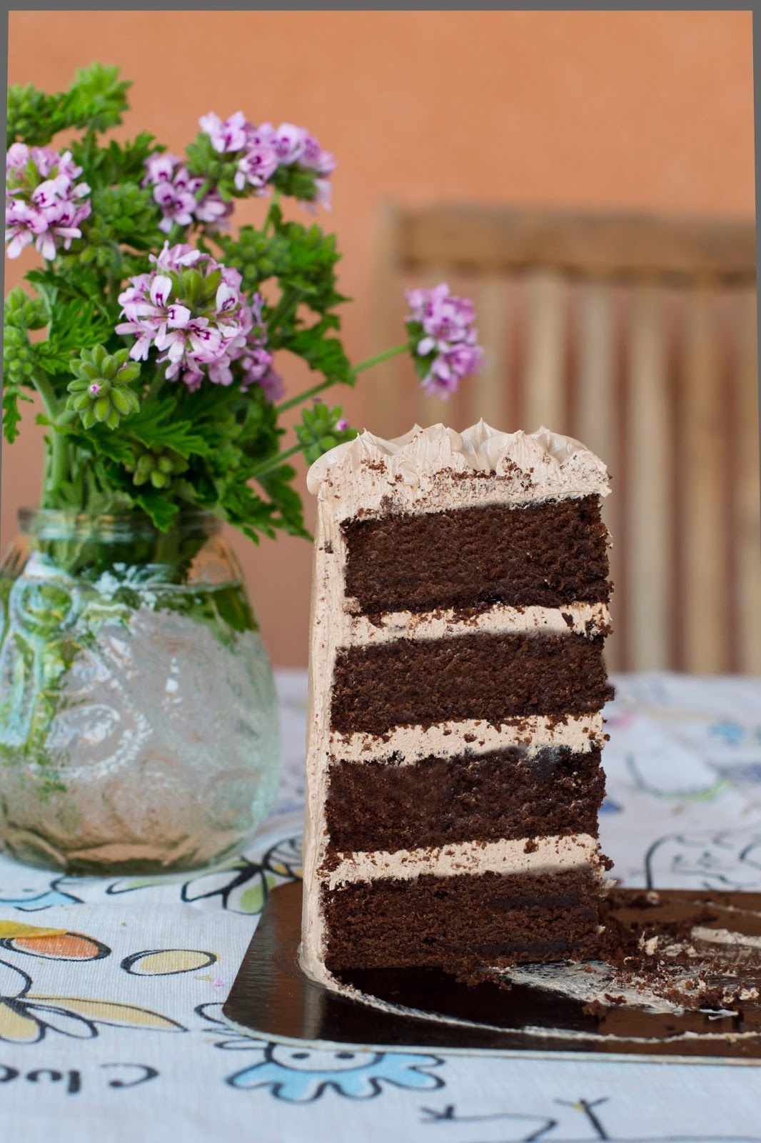 Double Chocolate Layer Cake Pictures, Photos, and Images for Facebook ...
