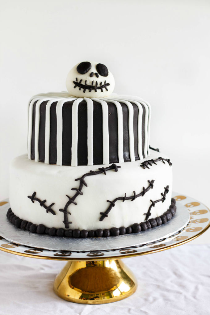 Jack Skellington Cake Idea Pictures Photos And Images
