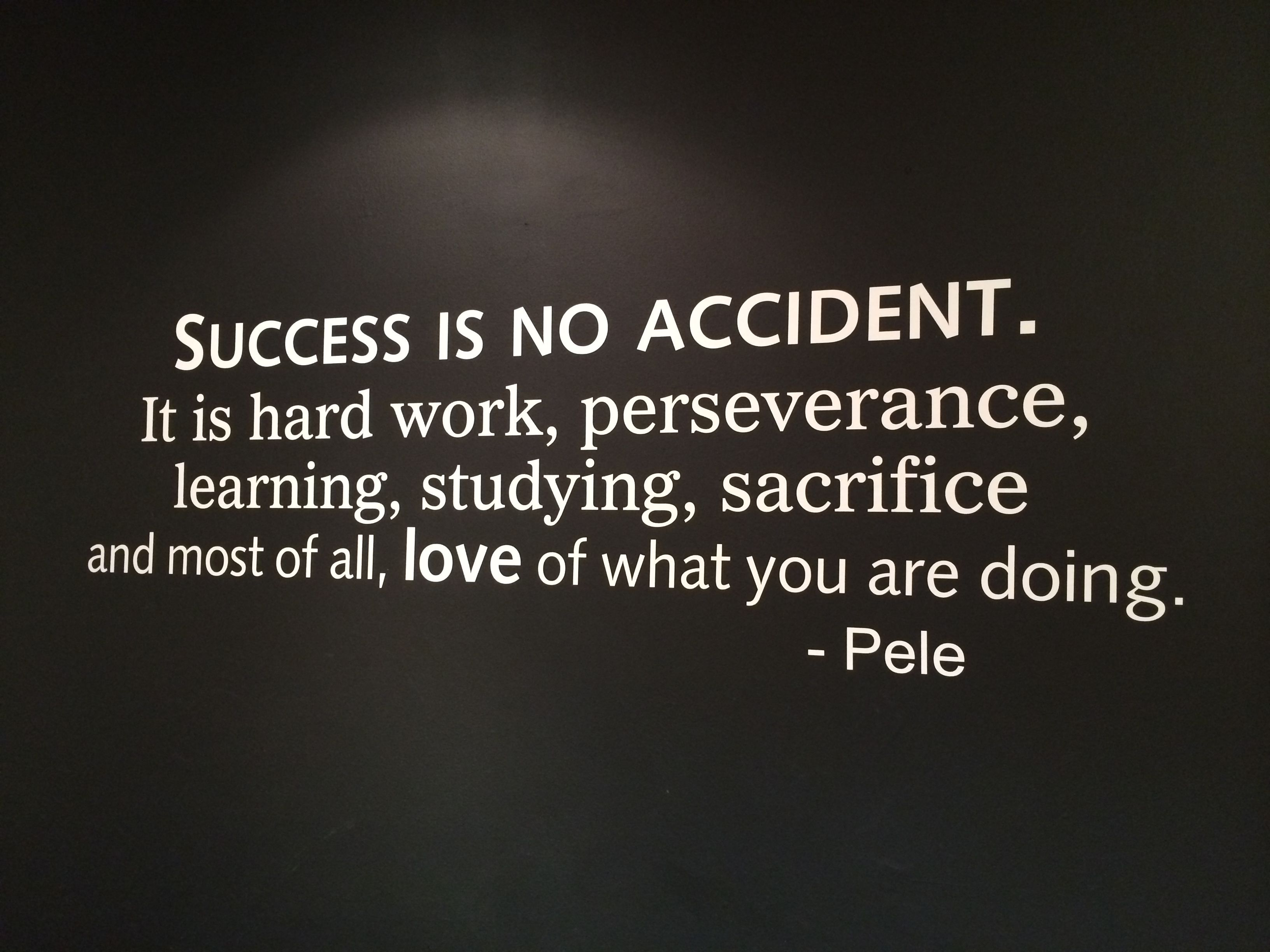 success is no accident pictures photos and images for