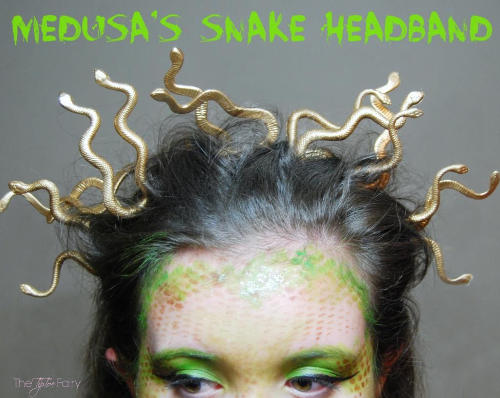 Medusa Snake Headband Pictures Photos And Images For