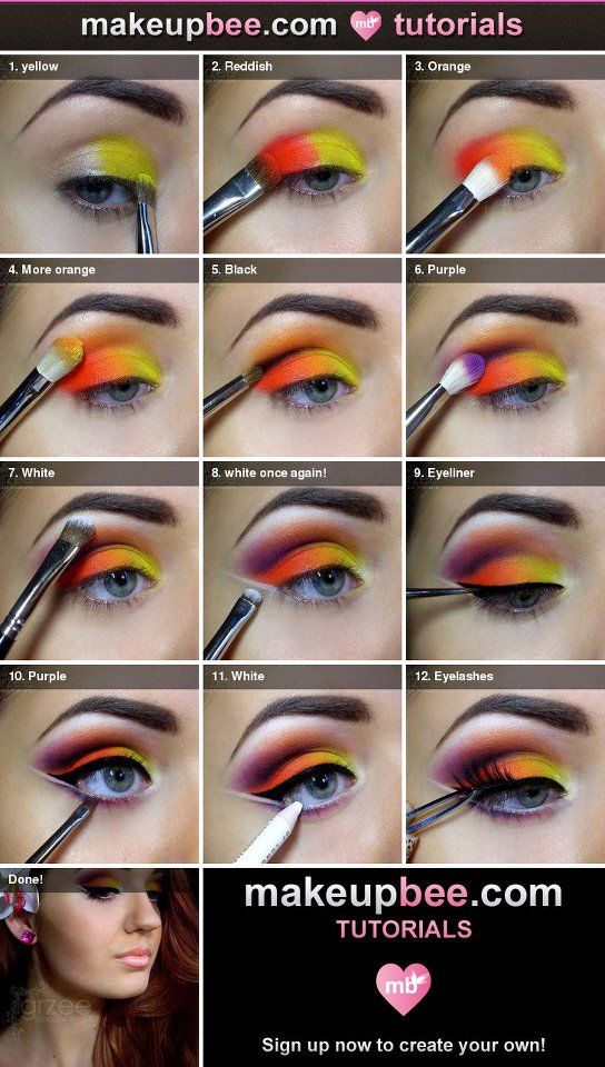 Halloween Eye Makeup Pictures, Photos, and Images for Facebook ...