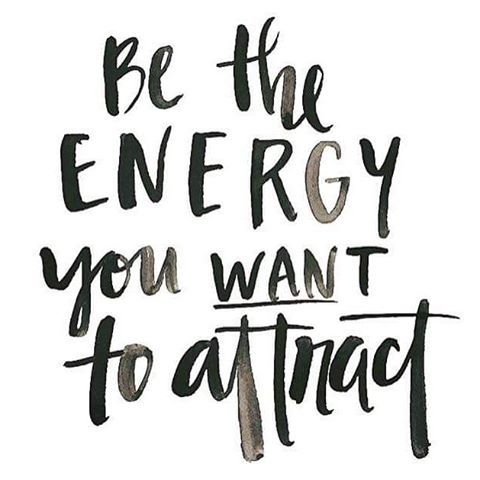 be the energy you want to attract pictures photos and