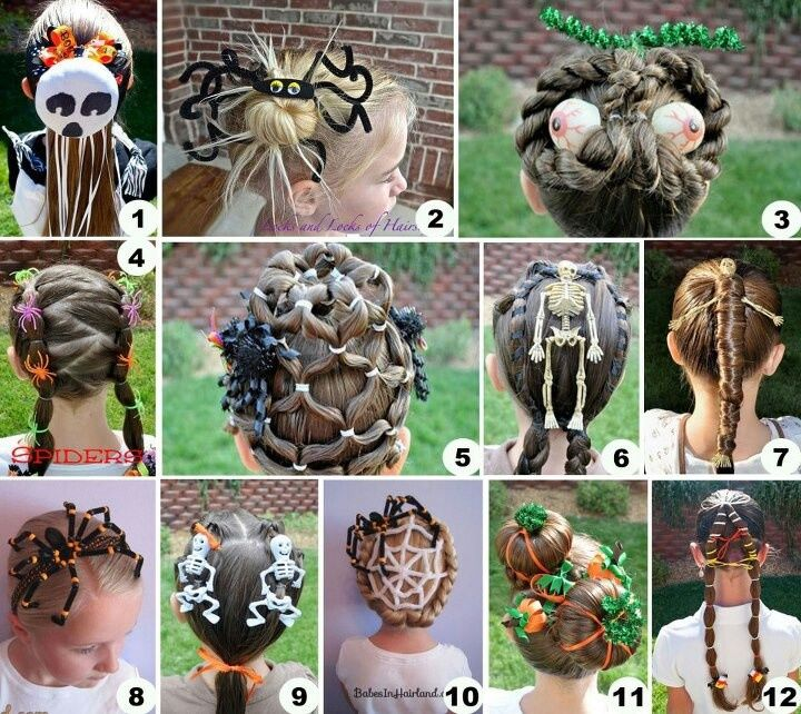 Halloween Hairstyles Pictures, Photos, and Images for Facebook ...