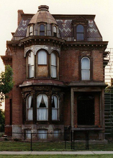 Old Creepy Victorian House Pictures Photos And Images