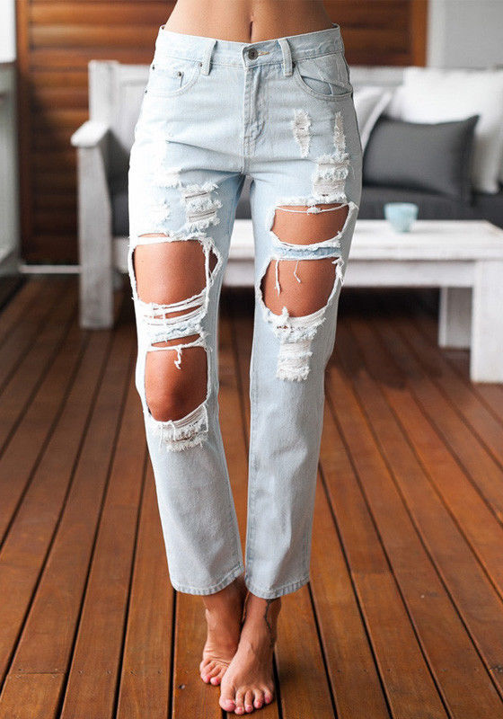 Diy Ripped Jeans Tumblr