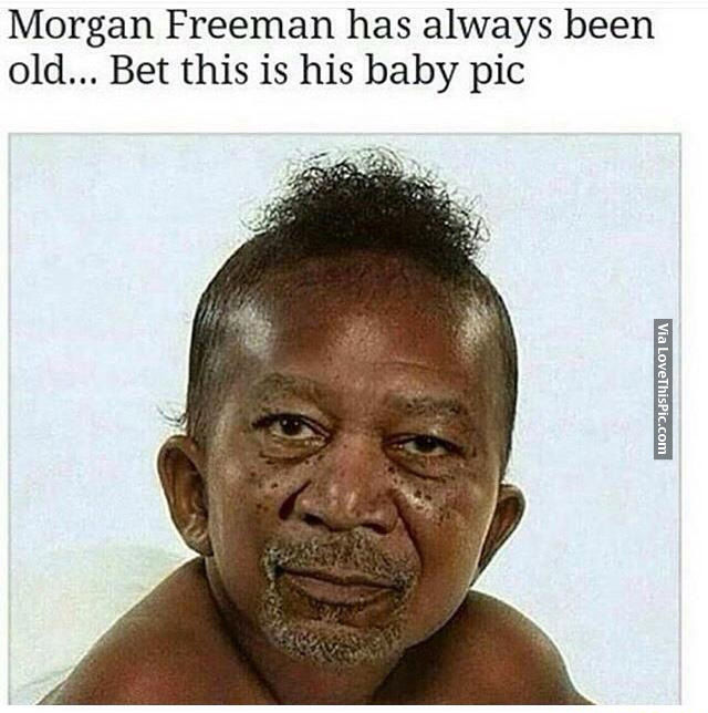 Morgan Freeman S Baby Picture Pictures Photos And Images