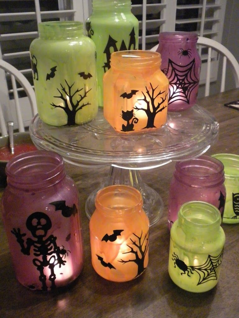 halloween mason jars pictures, photos, and images for facebook