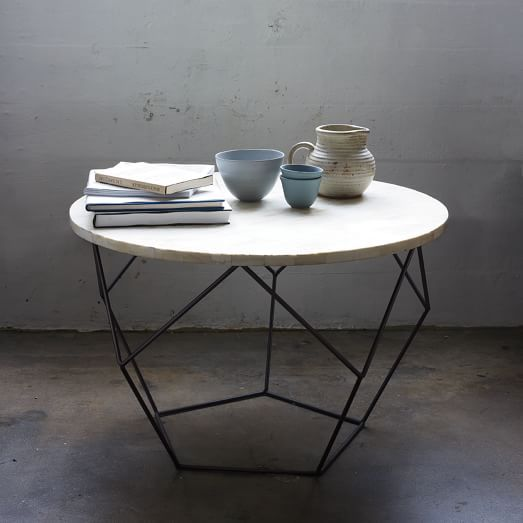 Nail Marble Top Coffee Table: Origami Coffee Table Pictures, Photos, And Images For