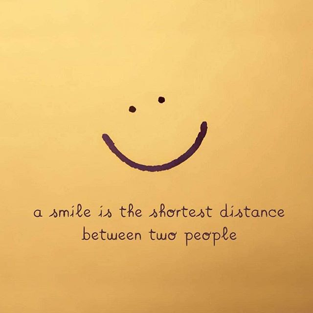 Love Quotes About Life: A Smile Is The Shortest Distance Between Two People