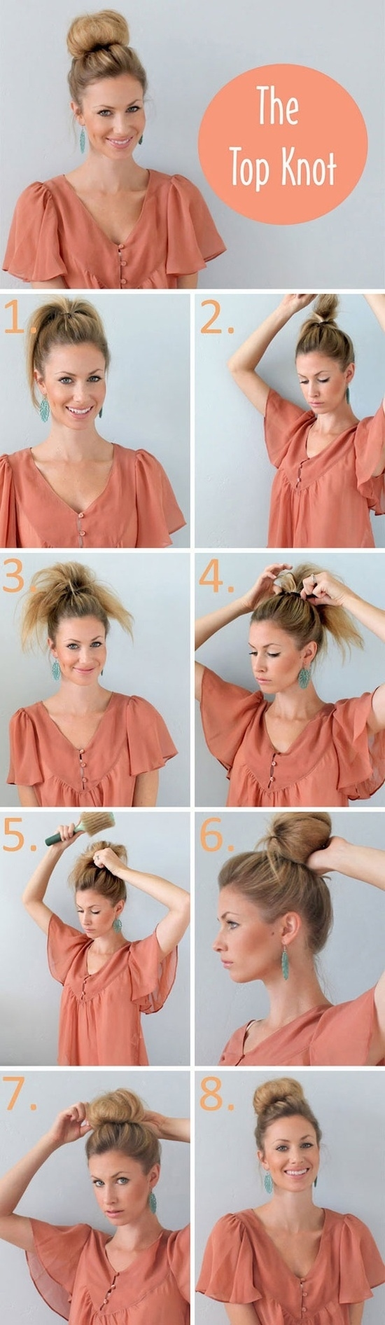 the top knot