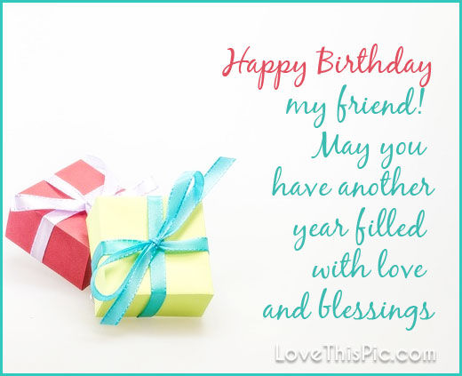Pinterest Birthday Quotes: Birthday Wishes Pictures, Photos, And Images For Facebook