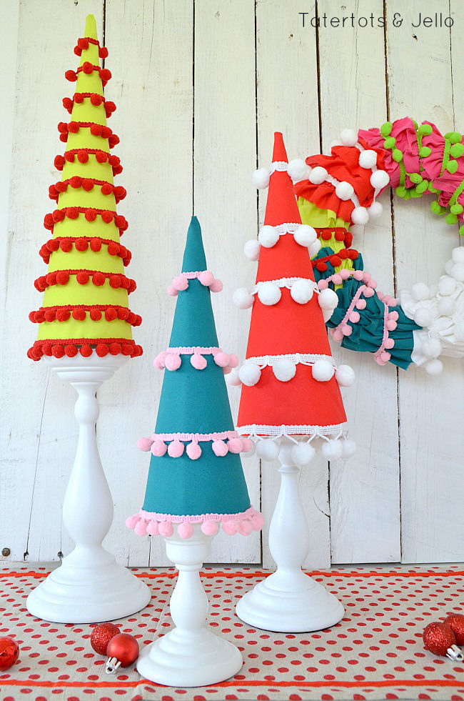 Pom Pom Christmas Tree Pictures, Photos, and Images for Facebook ...