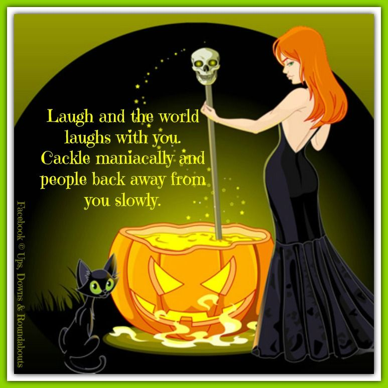 Funny Halloween Witch Quote Pictures, Photos, and Images for ...