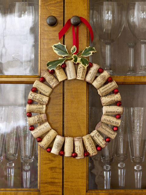 Wine Cork Wreath Pictures, Photos, And Images For Facebook