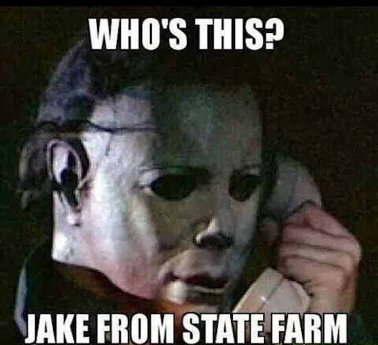 Funny Michael Meyers Halloween Meme Pictures, Photos, and Images ...