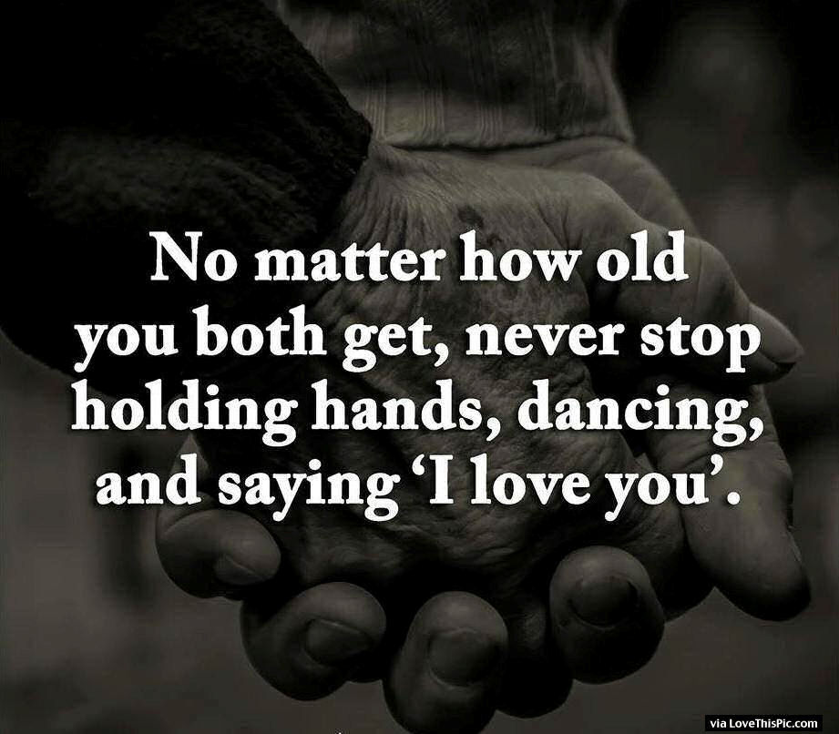 Never Stop Holding Hands Pictures, Photos, and Images for