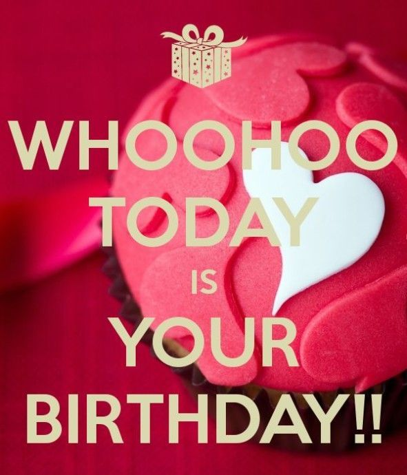 Woohoo Today Is Your Birthday Pictures, Photos, And Images