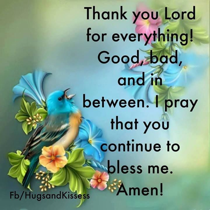 Thank You Lord For Everything Pictures Photos And Images