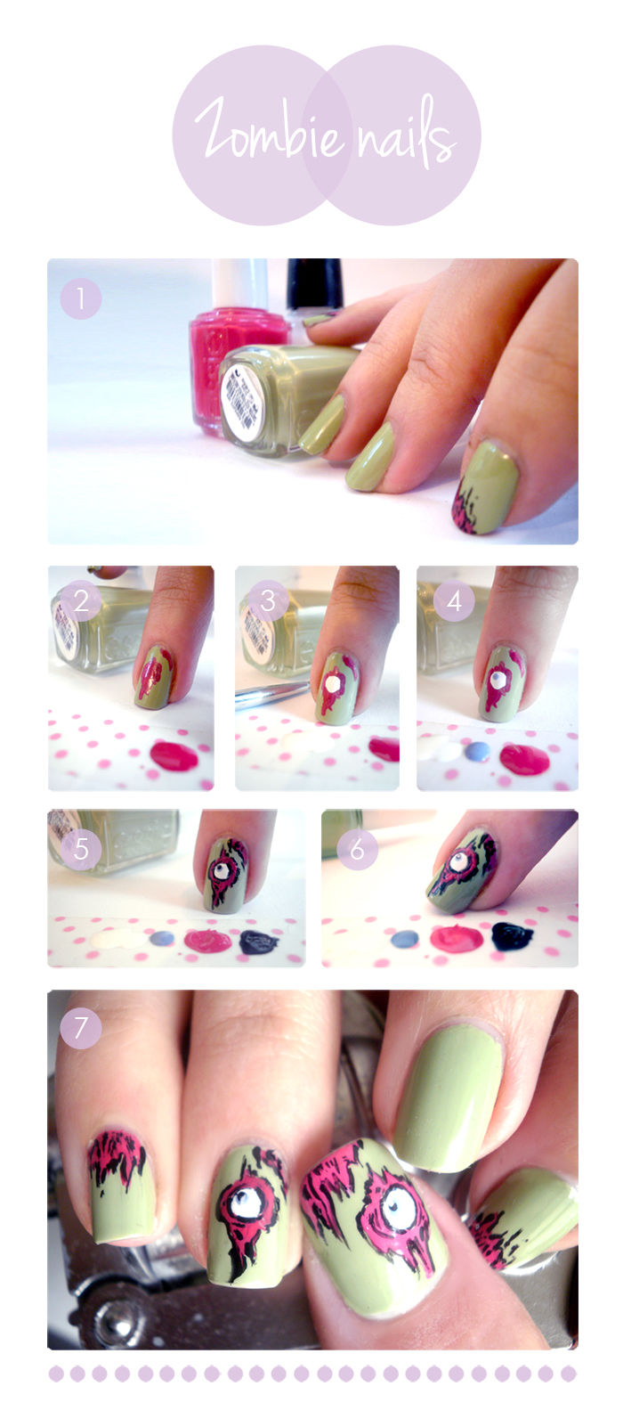 Nail art tutorial on pinterest – Great photo blog about ...