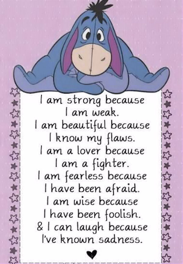 Eeyore Life Quote Pictures, Photos, and Images for ... Disney Quotes Eeyore